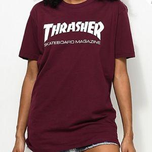 WOMENS THRASHER TEE